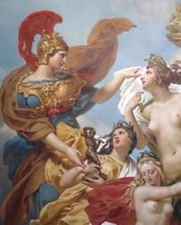 Les Nymphes de Parthénope Daniel trammer art