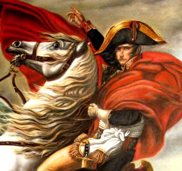 Napoleon oeuvre de Daniel Trammer